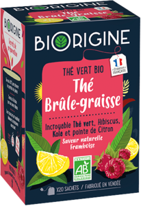 Packaging de Brûle-graisse