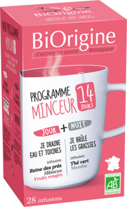 Packaging de Programme Minceur