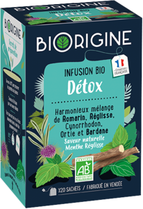 Packaging de Détox