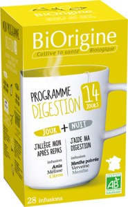 Packaging de Programme Digestion