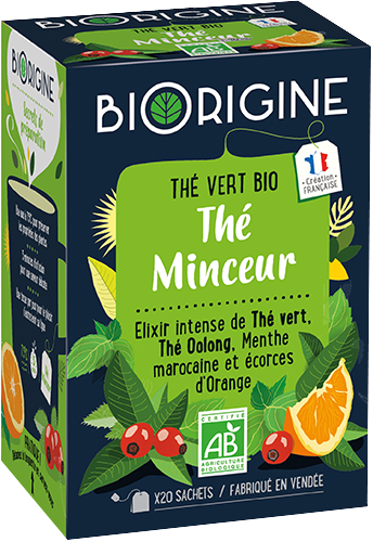 Packaging de Minceur